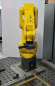 Mobile Preview: Fanuc Industrieroboter Fanuc LR-Mate 200iD/7L-30-M-PL/2 mit Steuerung R-30iB PLus Mate, Messe-/Demogerät
